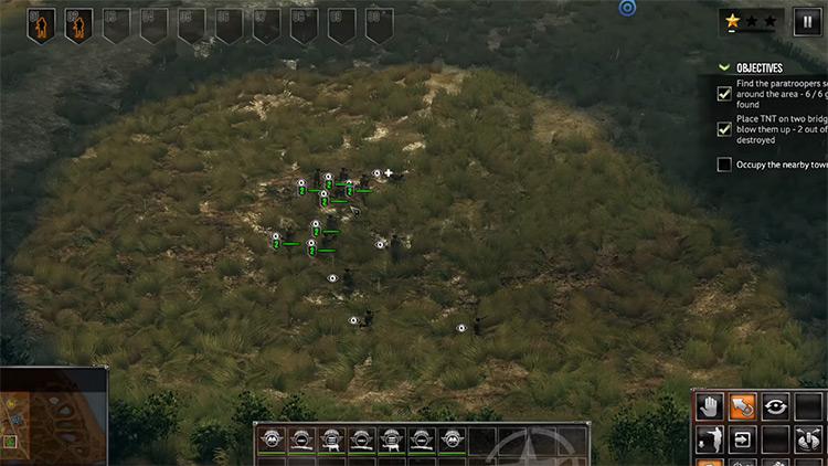 Realistic Difficulty mod for Sudden Strike 4