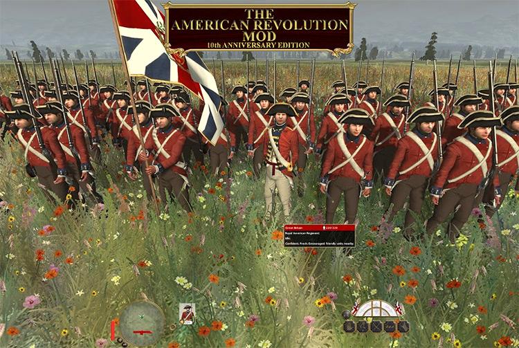 The American Revolution Mod