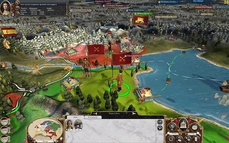 Terra Incognita Empire mod