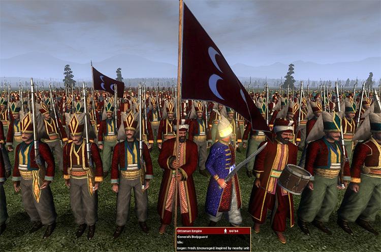 Ottoman Overhaul Mod