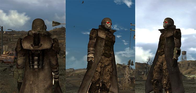 Advanced Recon Stealth Armor mod