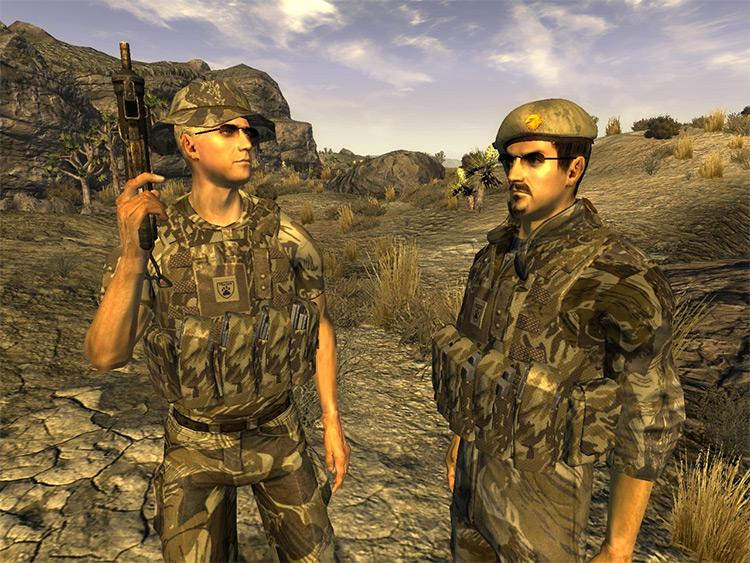 High Desert Tactical Gear mod