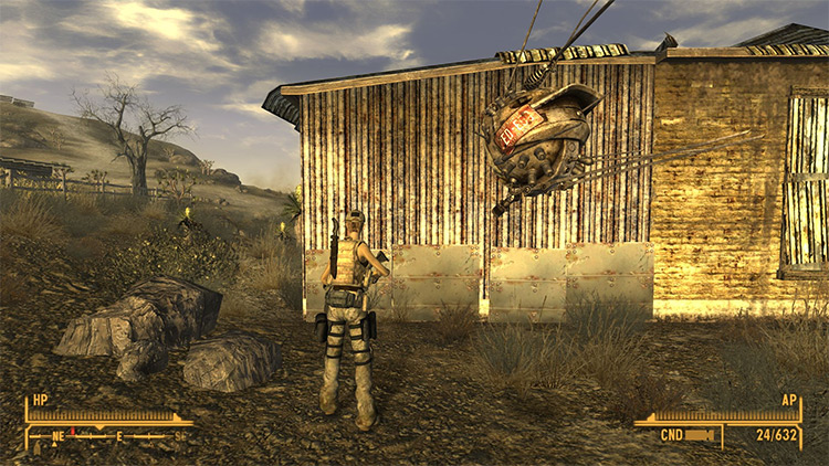 TGs Armor Collection for New Vegas