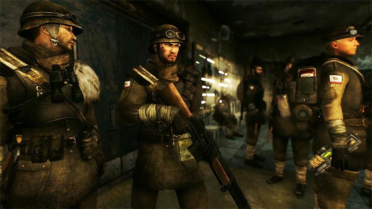 NCR Trooper Overhaul mod