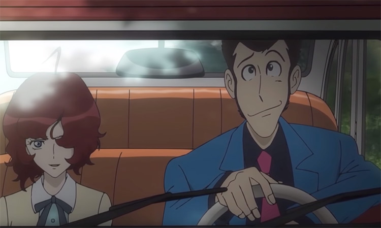 Lupin III part 5 screenshot