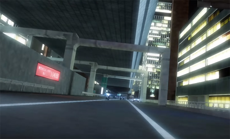 Master Of Torque anime screenshot
