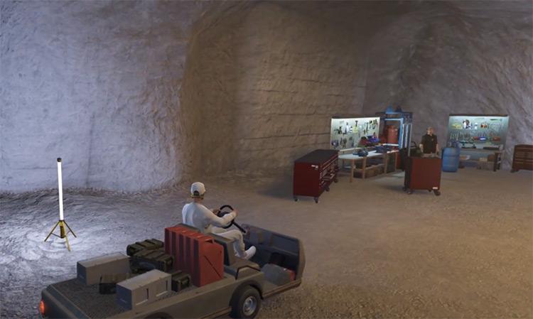 Farmhouse Bunker GTA Online