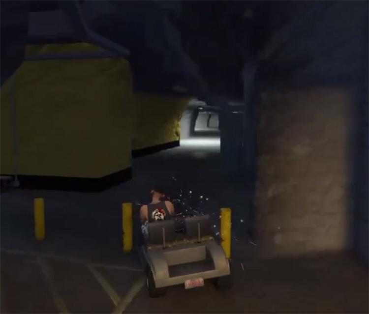 Smoke Tree Road Bunker GTA Online