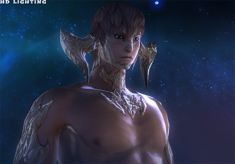 AP's Male Texture Pack FF14