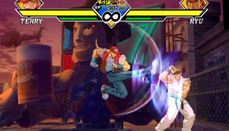 Capcom vs. SNK 2 PS2