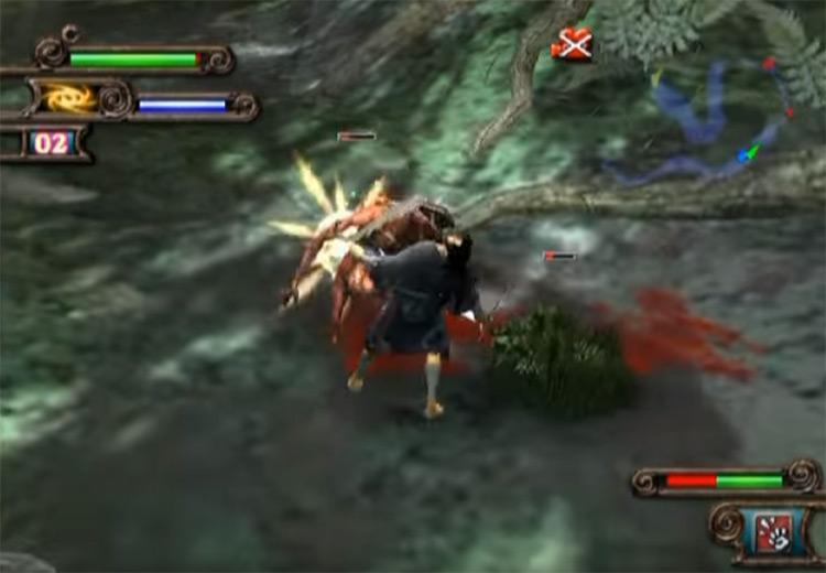 Blood Will Tell PS2 gameplay