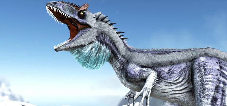 Ark Survival dinosaur mod
