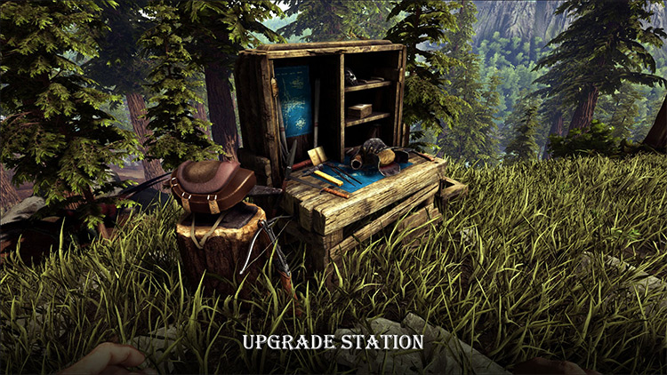Upgrade Station mod