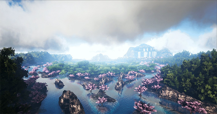 Outer Realms mod