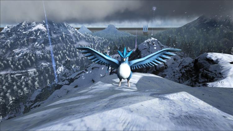 Pokemon Evolved Ark mod