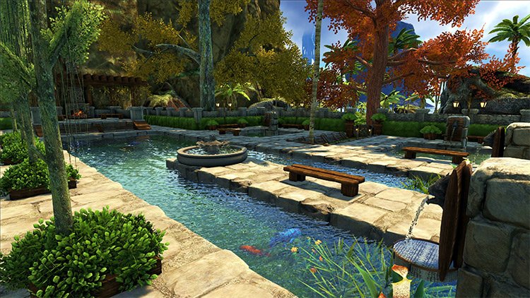 eco's Garden Decor mod