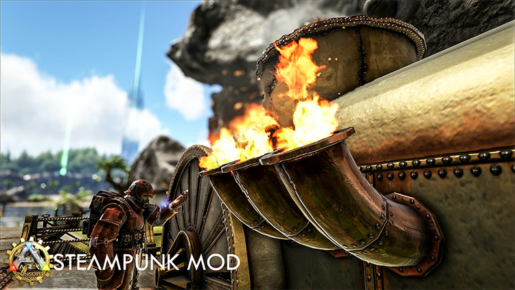 Ark Steampunk Mod