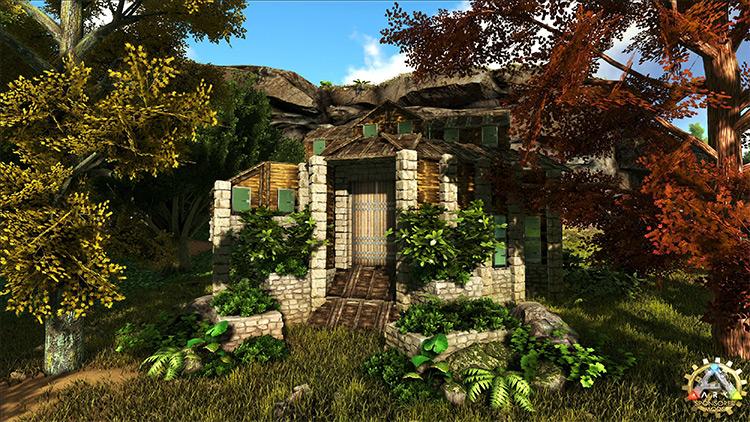ecoTrees Ark mod