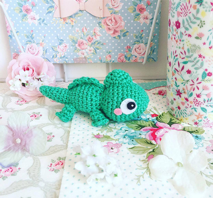 diy pascal crochet template