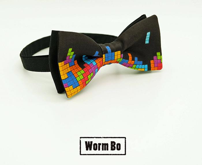 retro diy bow tie