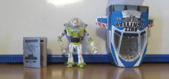 Buzz Lightyear toy craft