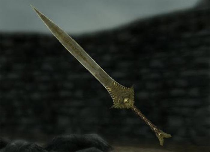 Elven Greatsword Skyrim