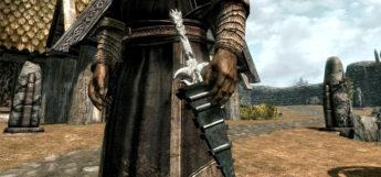 Skyrim dagger holster