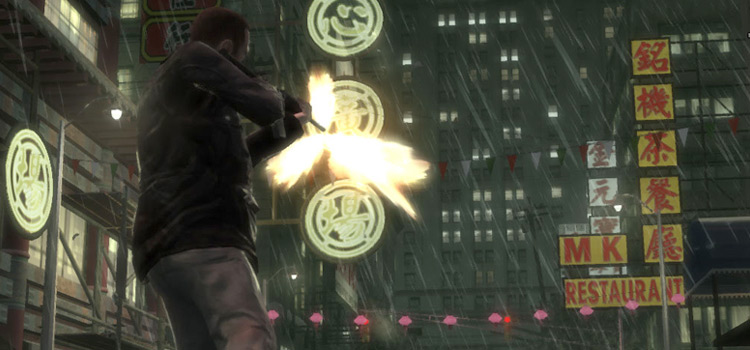 10 Best Weapons You Can Get in GTA IV