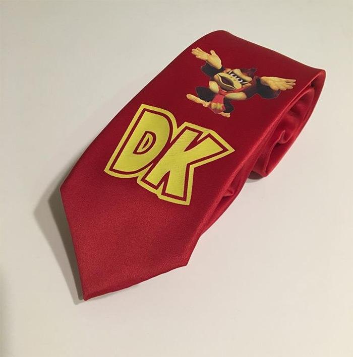 Handmade DK Necktie