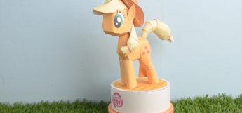 MLP pony papercraft