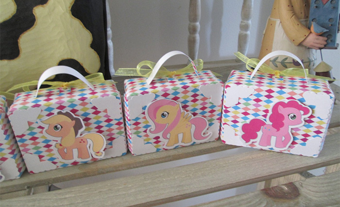 Mini lunchbox mlp designs
