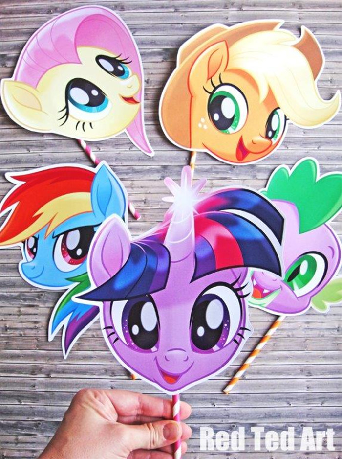MLP custom handmade stuff