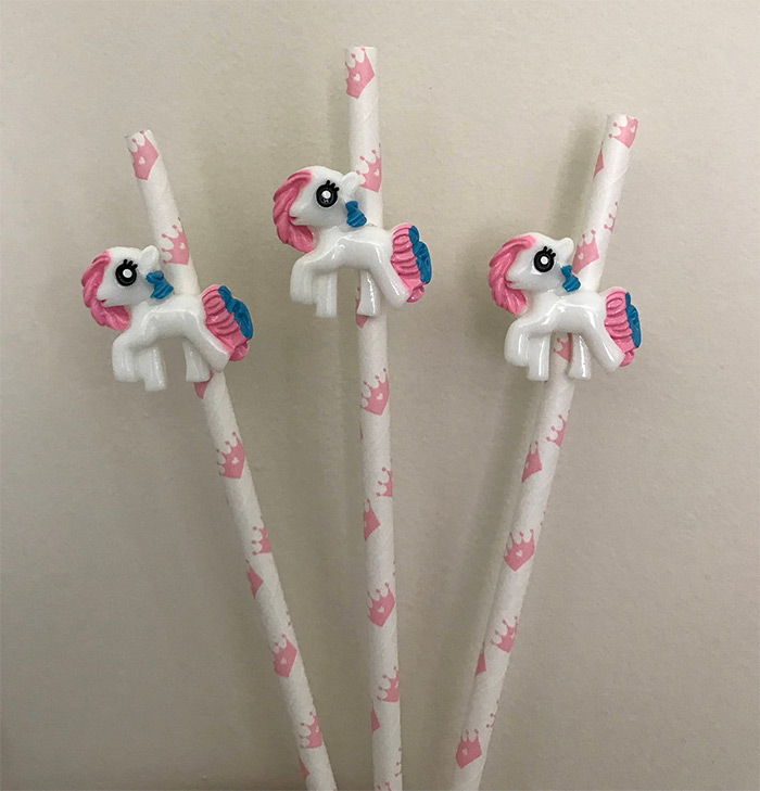 Custom mlp straws