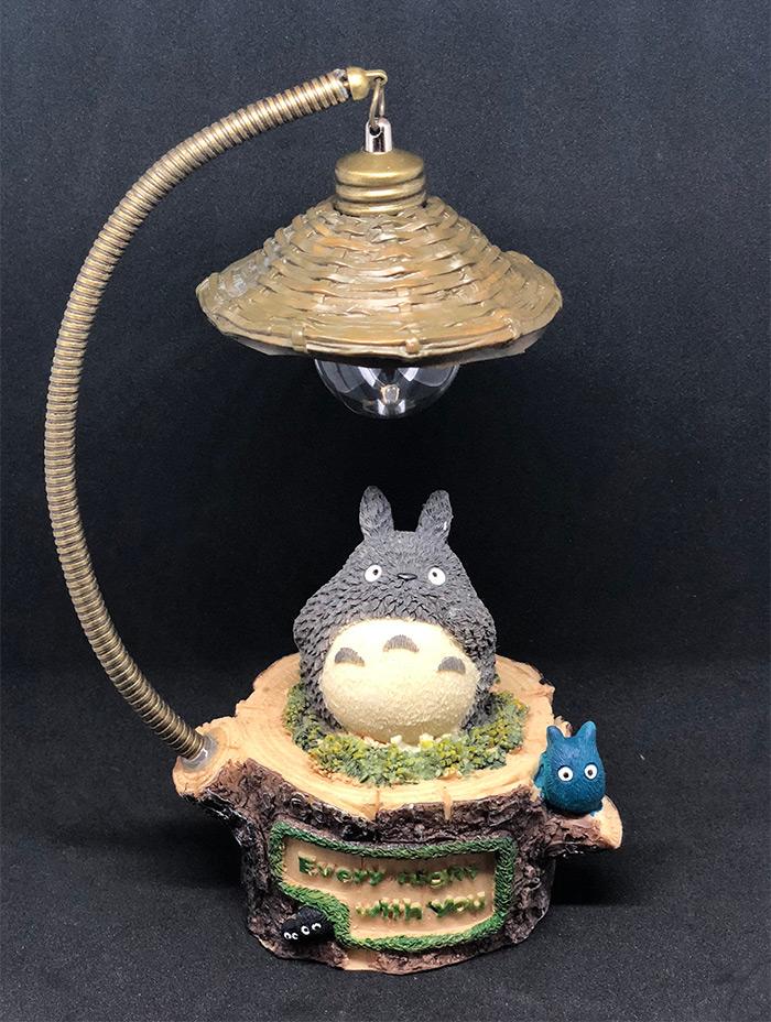 Totoro lamp design