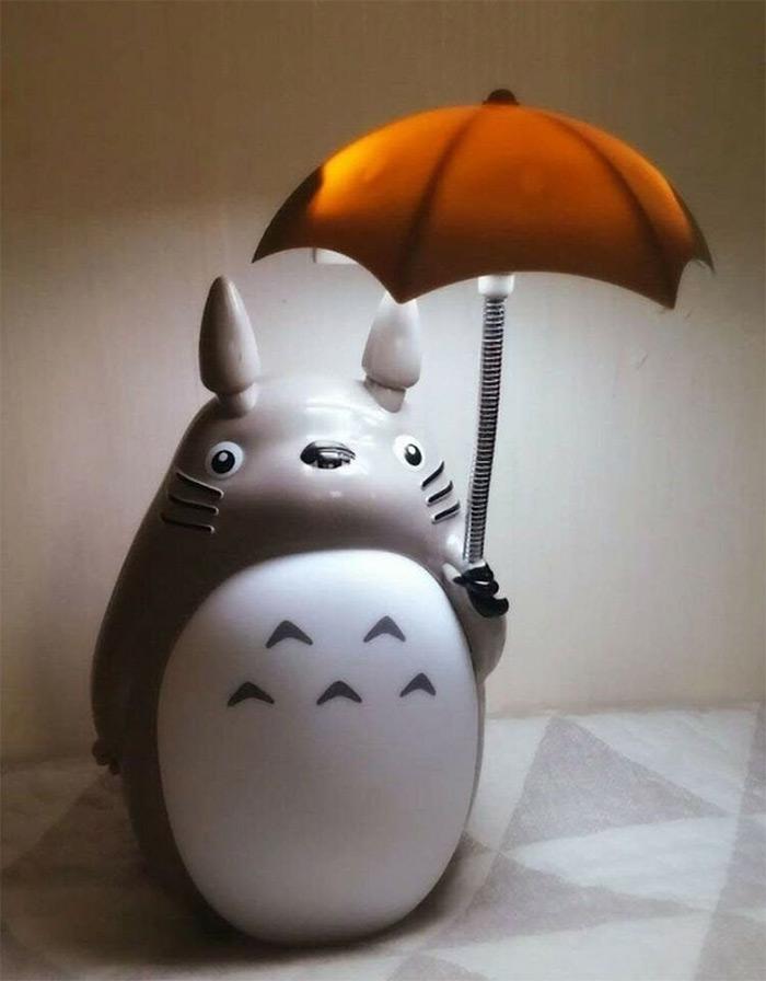 Totoro usb nightlight