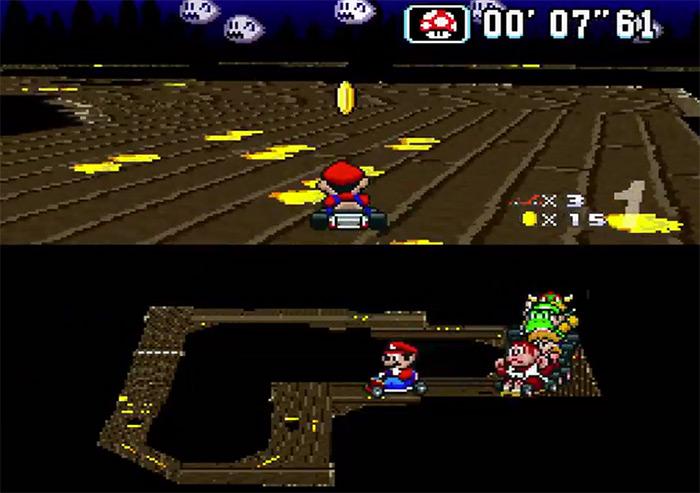 More Super Mario Kart screenshot