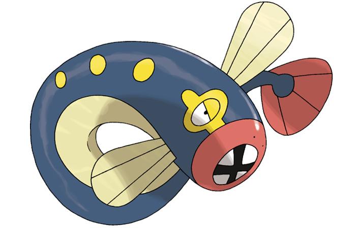Pokémon Day and Night - The Gaenn Region (393 - KRAITIC ...