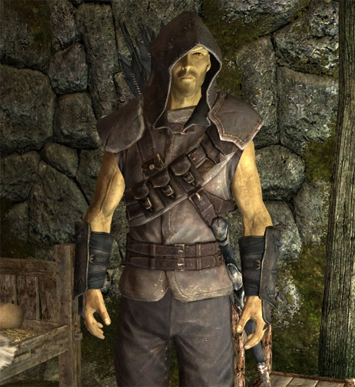 Linwes Gloves in Skyrim