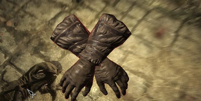 Gloves of the Pugilist Skyrim