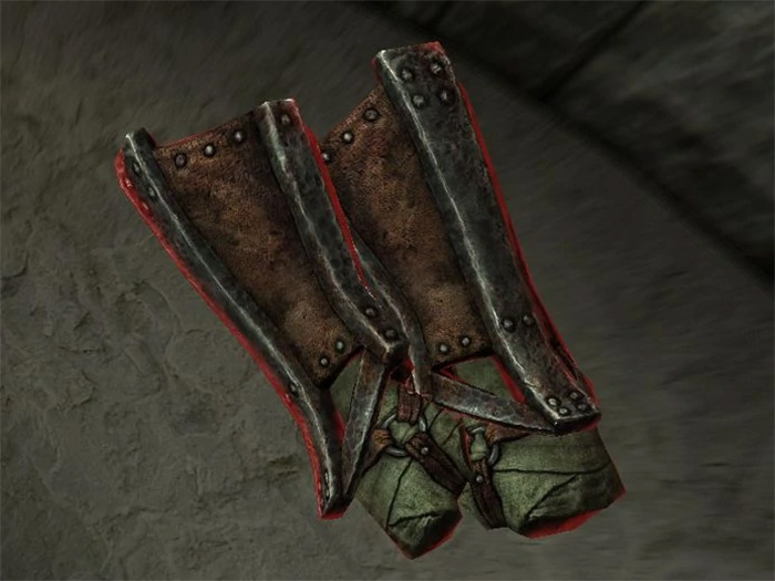 Ahzidals Gauntlets of Warding in Skyrim