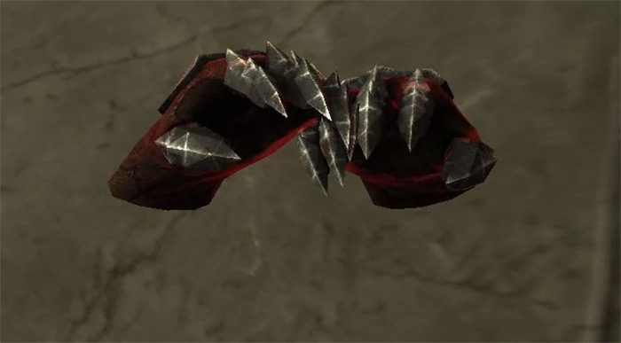 Ancient Shrouded Gloves from Skyrim