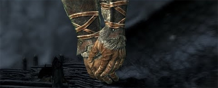 Forgemasters Fingers in Skyrim