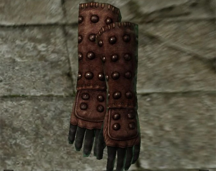 Tumblerbane Gloves Skyrim