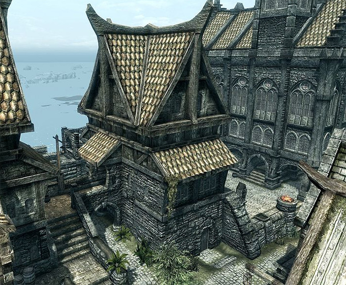 Proudspire Manor, best house in Skyrim