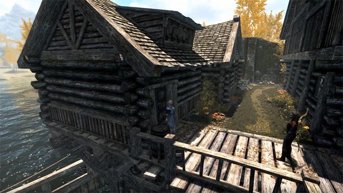 Honeyside home in Skyrim