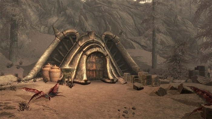 Severin Manor in Skyrim