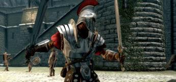 Modded heavy armor Skyrim