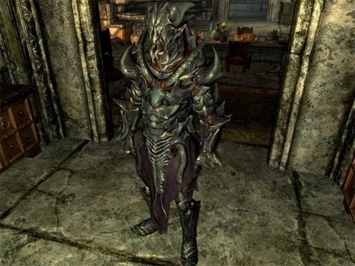 Falmer Heavy Armor Skyrim
