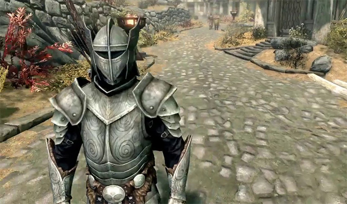 Steel Plate Armor in Skyrim