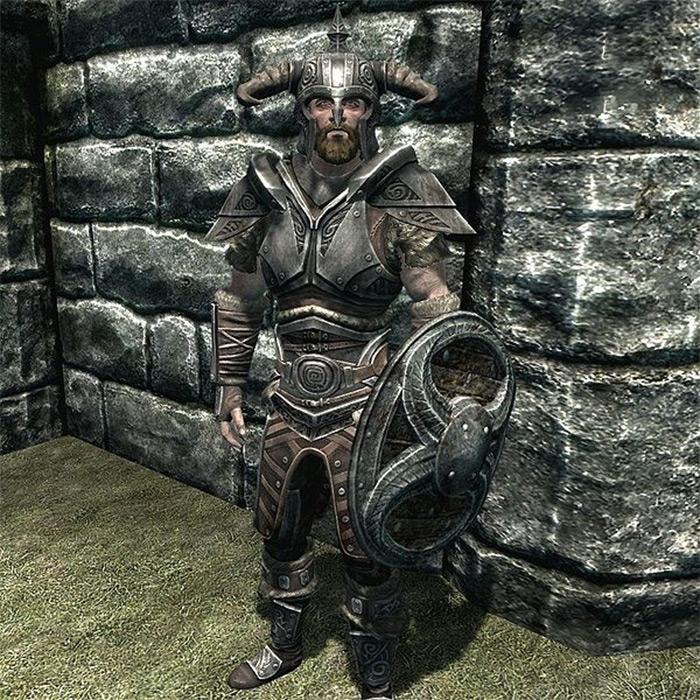 Steel Armor heavy skyrim